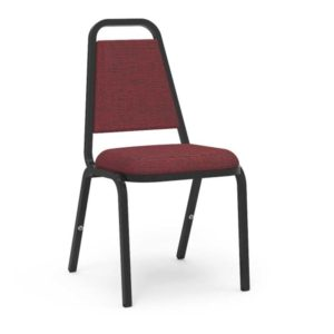 VIRCO RED STACKING CHAIR