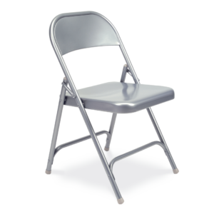 Silver Mist Virco Folding Chair 162