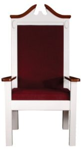 Imperial Pulpit Center Chair - 8200 Series