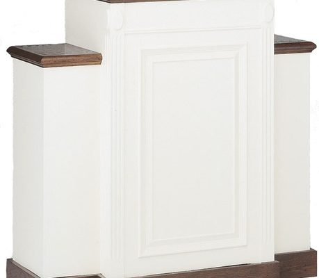 Imperial Colonial Winged Pulpit TWP-605