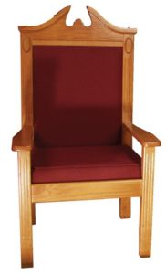 60523 Imperial Pulpit Side Chair - 8200 Series[