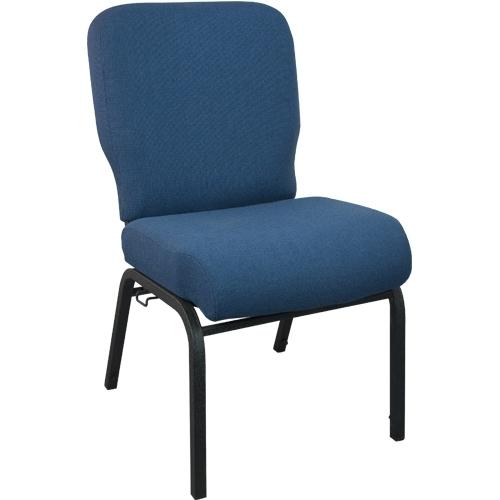 PCRCB-101 Church Chair in Navy Blue