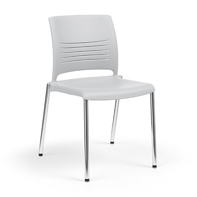 KI: Strive 4-Leg Stack Chair